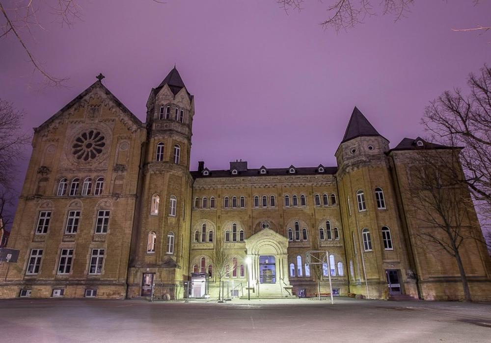 """Das Ratsgymnasium veranstaltet einen """"Tag der offenen Tür"""". Archivfoto: Alec Pein"""