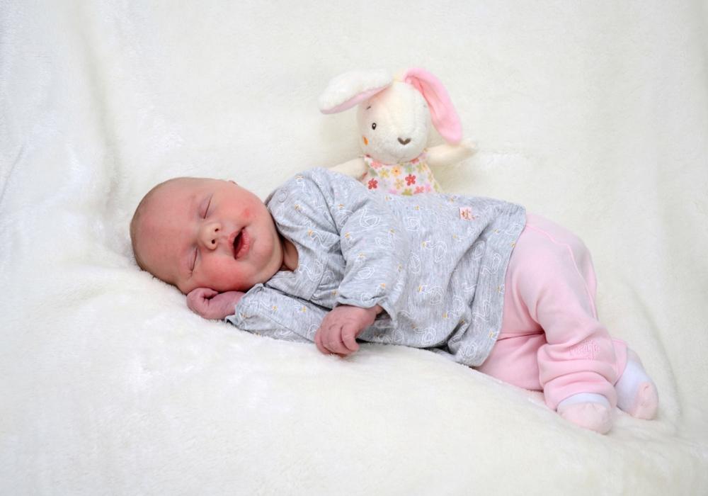 Willkommen, Hanna. Foto: babysmile24.de