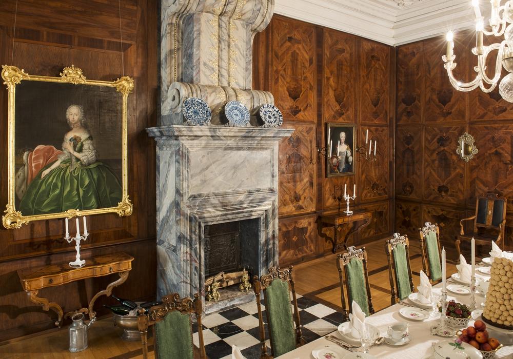 Schloss Museum, Herzoginnenappartement, Foto: Thomas Sing