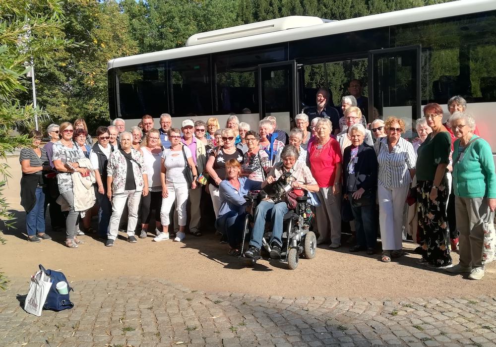 Der SoVD Stadtmitte besuche den Magdeburger Zoo. Foto: SoVD
