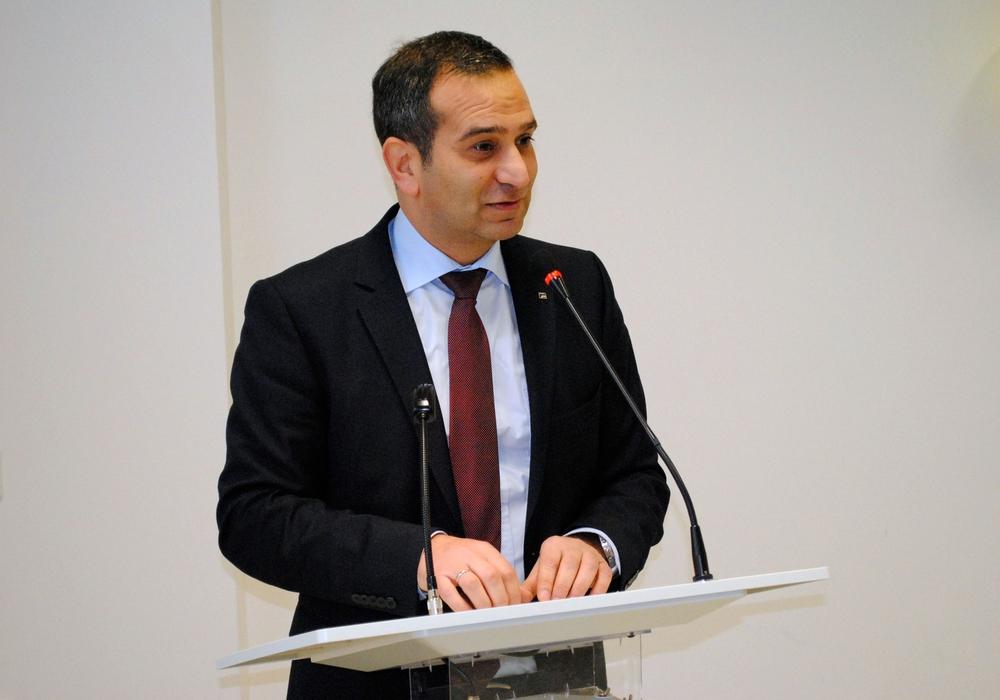 AWO-Vorstandsvorsitzender Rifat Fersahoglu-Weber. Archivfoto: Sina Rühland