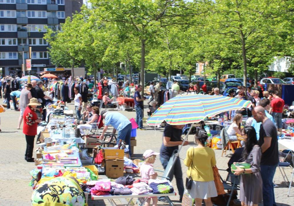 Der Krammarkt in Peine. Archivfoto: Anke Donner