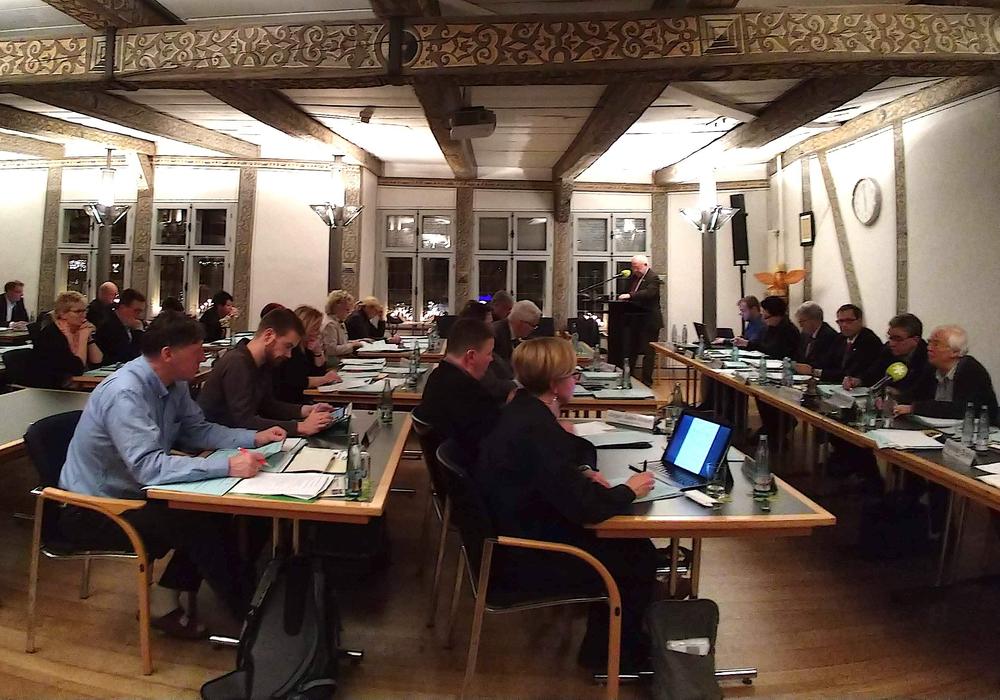 In seiner Sitzung am Mittwochabend vertagte der Rat der Stadt Wolfenbüttel das Förderprogramm. Foto: Werner Heise