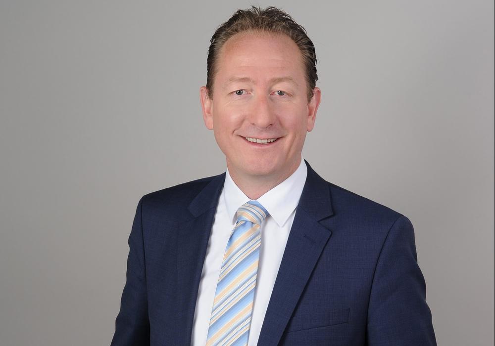 Ralph Bogisch ruft zur Wahl auf. Foto: CDU Goslar