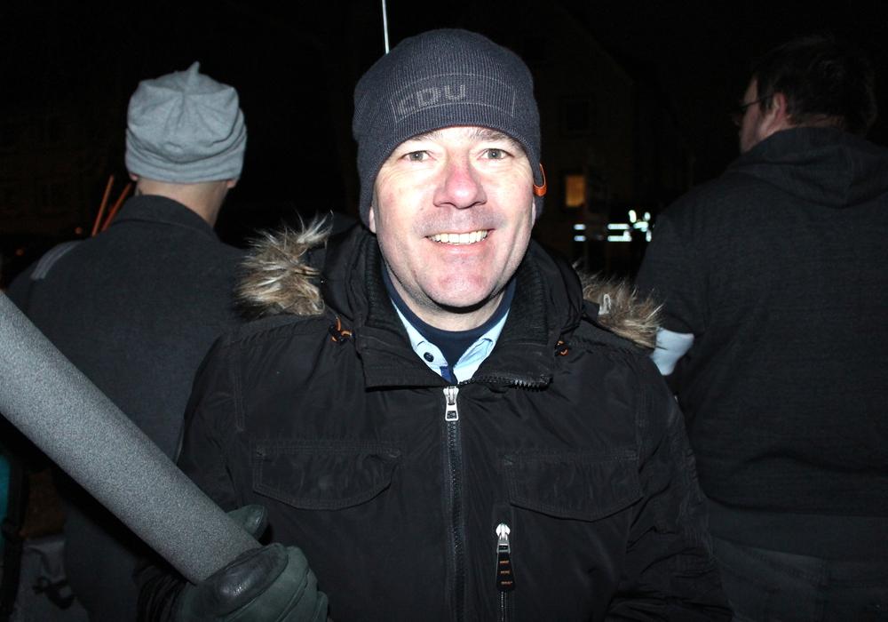 Christian Striese, CDU-Ratsherr und Ortsbürgermeoster Ortsrat Nordost. (Archivbild)