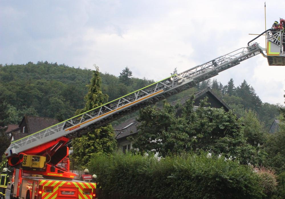 Am Donnerstagabend wurden die Feuerwehr Bad Harzburg, Rettungsdienste und die Polizei zu einem Einsatz in ein Seniorenpflegeheim in derHerzog-Julius-Straße gerufen. Symbolfoto: Anke Donner