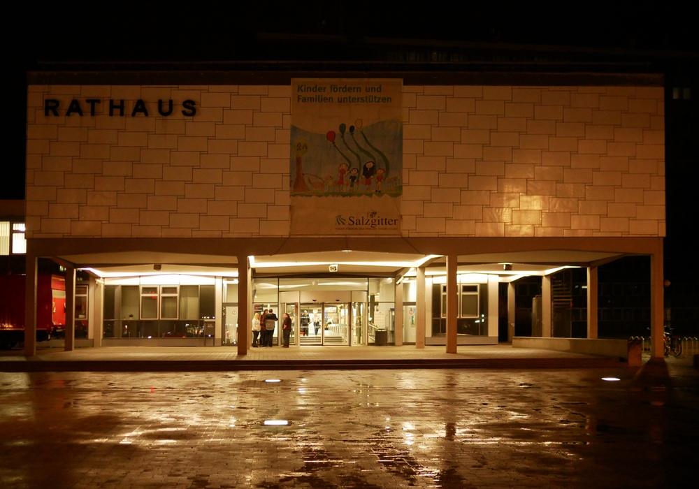 Das Rathaus in Lebenstedt wird Tagungsort sein. Foto: Alexander Panknin