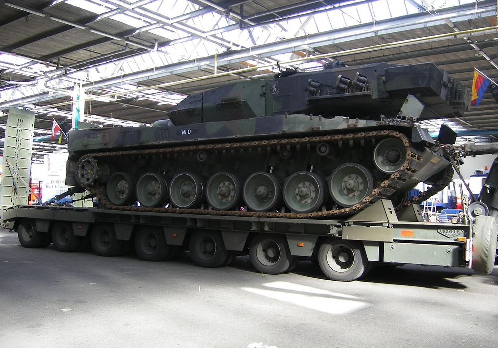Die Bundeswehr und die NATO üben unter anderem in Gifhorn. Foto: Pixabay
