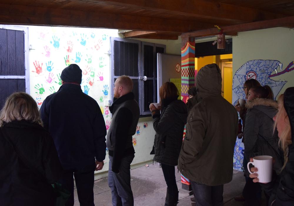 Arbeitskreistreffen Bauspielplatz Westhagen. Foto: Stadt Wolfsburg
