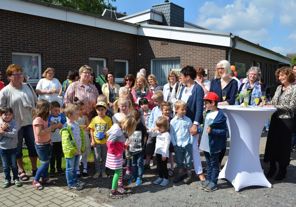 Der St.-Jakobi-Kindergarten feierte 50. Geburtstag. Foto: Evangelisch-Lutherischer Kirchenkreis Peine
