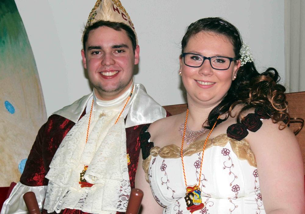 Das Prinzenpaar aus Hornburg. Fotos: Bernd-Uwe Meyer