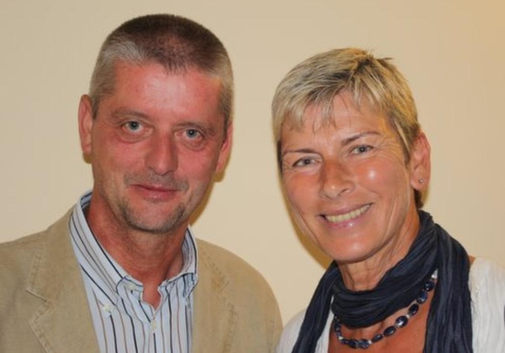 Kurt Südmersen und Cornelia Timm bilden aus in gewaltfreier Kommunikation. Foto: Privat