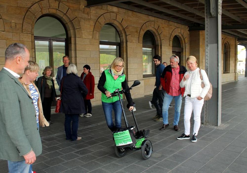 Dank vieler Mitwirkender kann für die Bahnhofstage vom 15. bis 17. Mai ein umfangreiches Programm geboten werden. Foto: Stadt Helmstedt