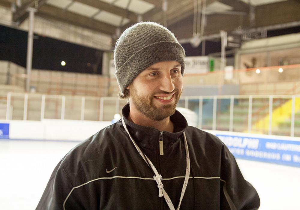 Nicht mehr Co-Trainer in Kaufbeuren: Norbert Pascha. Foto: Brandes/SFBS