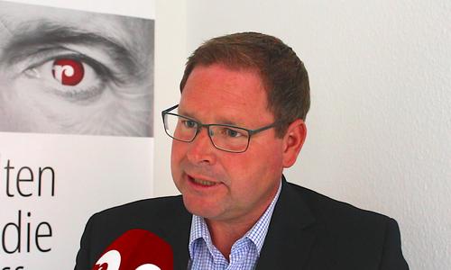 Der SPD-Landtagsabgeordnete Marcus Bosse.