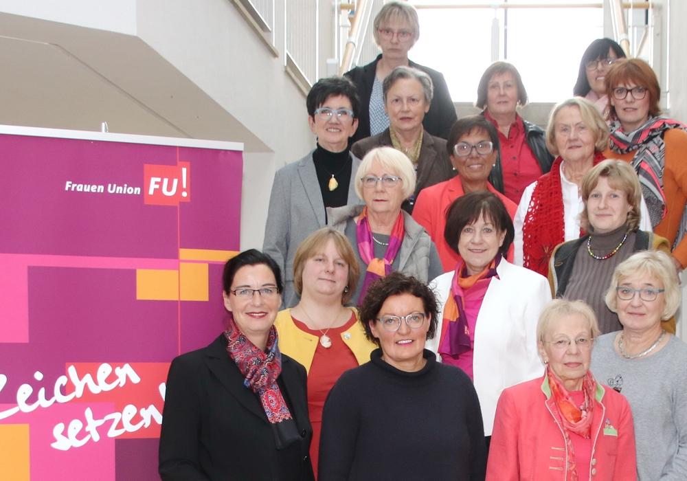 Am vergangenen Samstag hat der Landesverband Braunschweig der CDU Frauen Union einen Delegiertentag in Salzgitter abgehalten. Foto: CDU Frauen Union