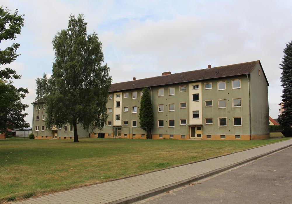 Leerstehende WoBau-Wohnungen in Remlingen sollen entgegen Gerüchten nicht zur Unterbringung von Flüchtlingen genutzt werden. Fotos: Jan Borner