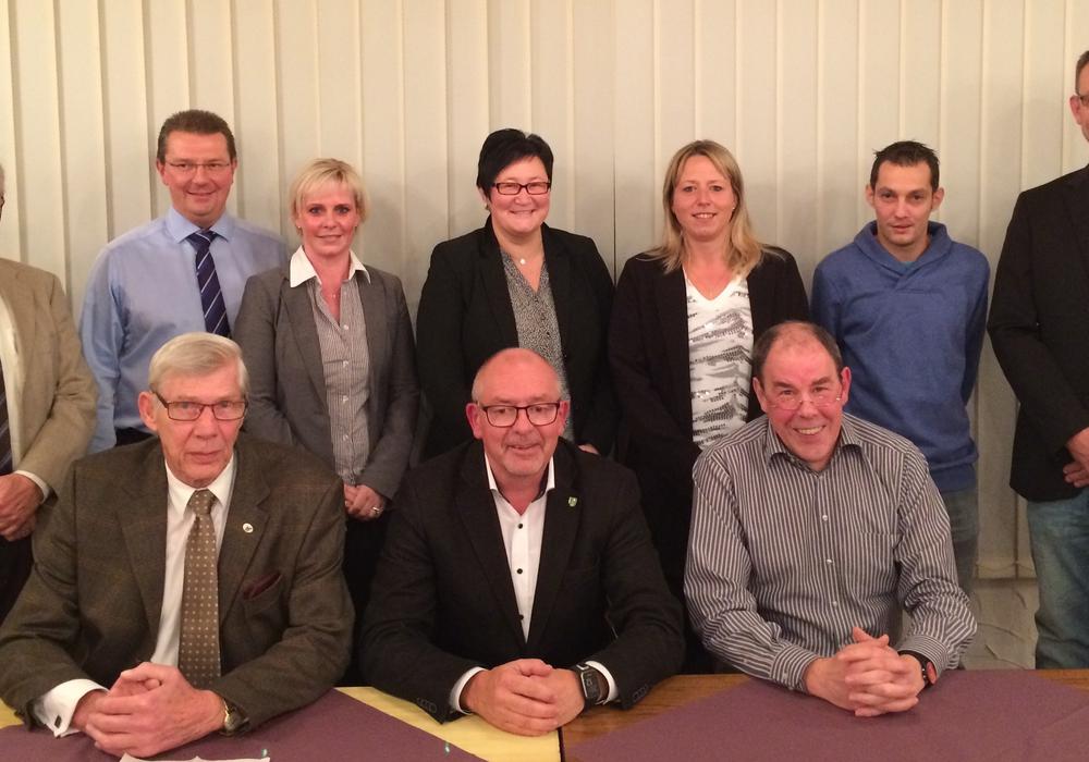 Der Gemeinderat Wittmar. Foto: Mathias Stieler