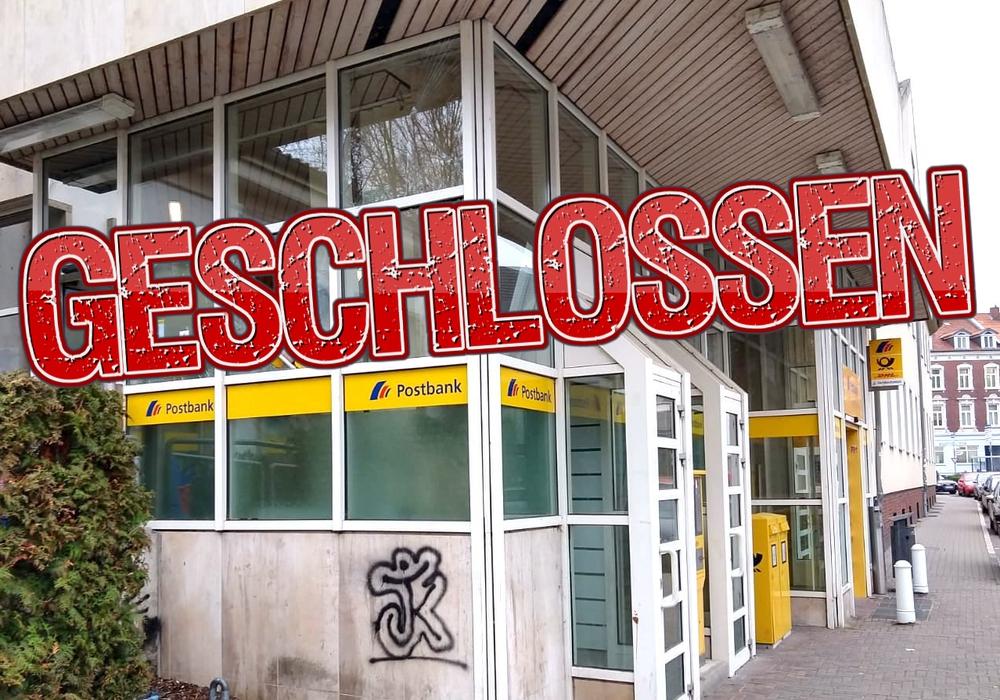 Die Postbank bleibt am Wochenende vorerst geschlossen. Foto: Werner Heise/Archiv