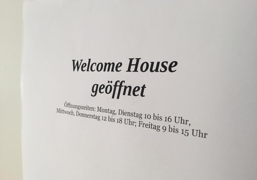 Das Welcome House hat nun wieder regelmäßig geöffnet. Symbolfoto: Anke Donner