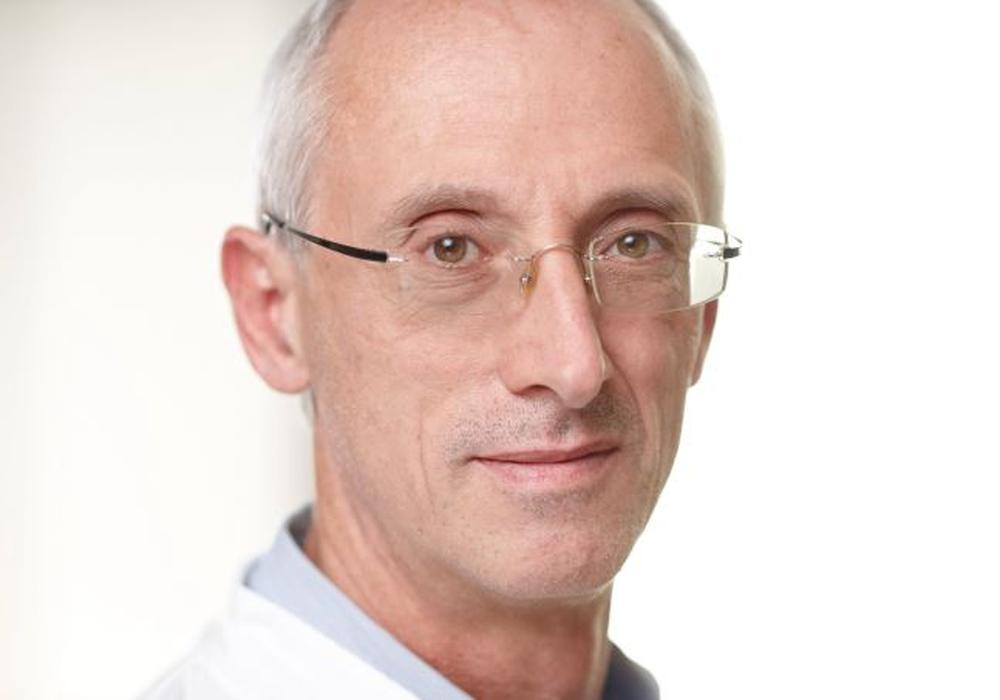 Dr. Wigand Wucherpfennig, Chefarzt der Klinik für Urologie im HELIOS Klinikum Salzgitter. Foto: Helios
