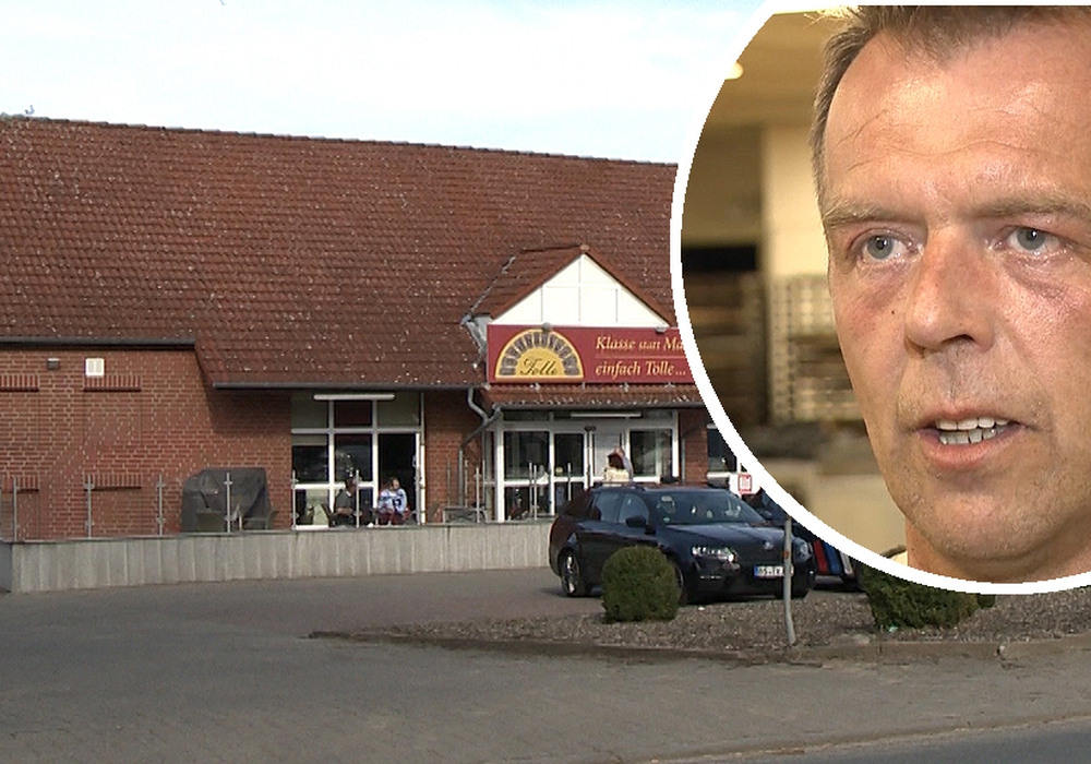Um die Täter zu finden setzt Bäckereieigentümer Markus Tolle eine Belohnung in Höhe von 500 Euro aus. Foto: Aktuell24(BM)/Archiv