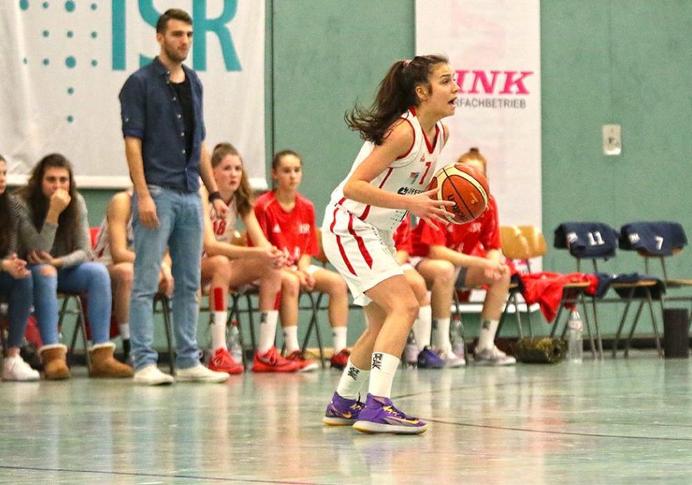 Aneliya Draganova und Coach Pierre Hohn erwartet eine große Herausforderung. Foto: Vollmer
