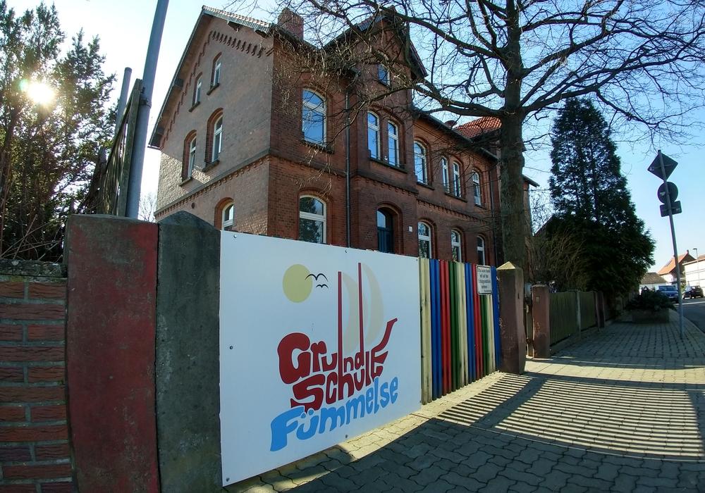 Die Grundschule in Fümmelse. Foto: Werner Heise