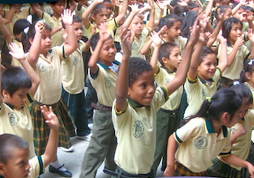 Mit diesem Konzert wird auf die wichtige Arbeit der Schule Caminito de Jesus in Ecuador hingewiesen. Foto: Kirchengemeinde St. Lukas