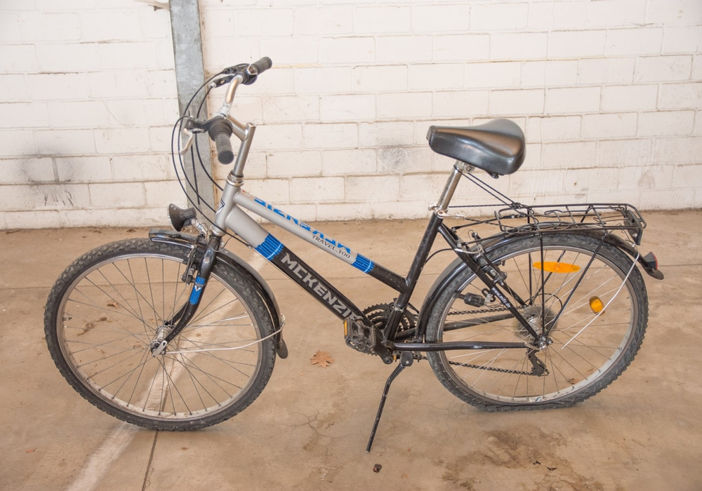 Wem gehört dieses Fahrrad? Foto: Polizeiinspektion Salzgitter/Peine/Wolfenbüttel