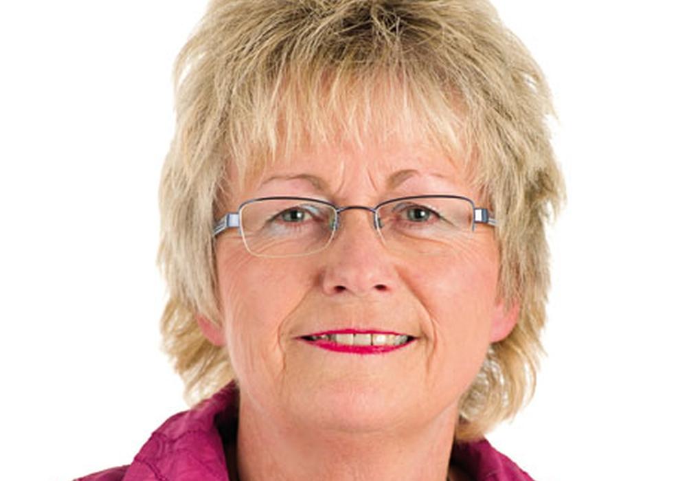 Annegret Ihbe, Ratsfrau Braunschweig, Foto: SPD Braunschweig