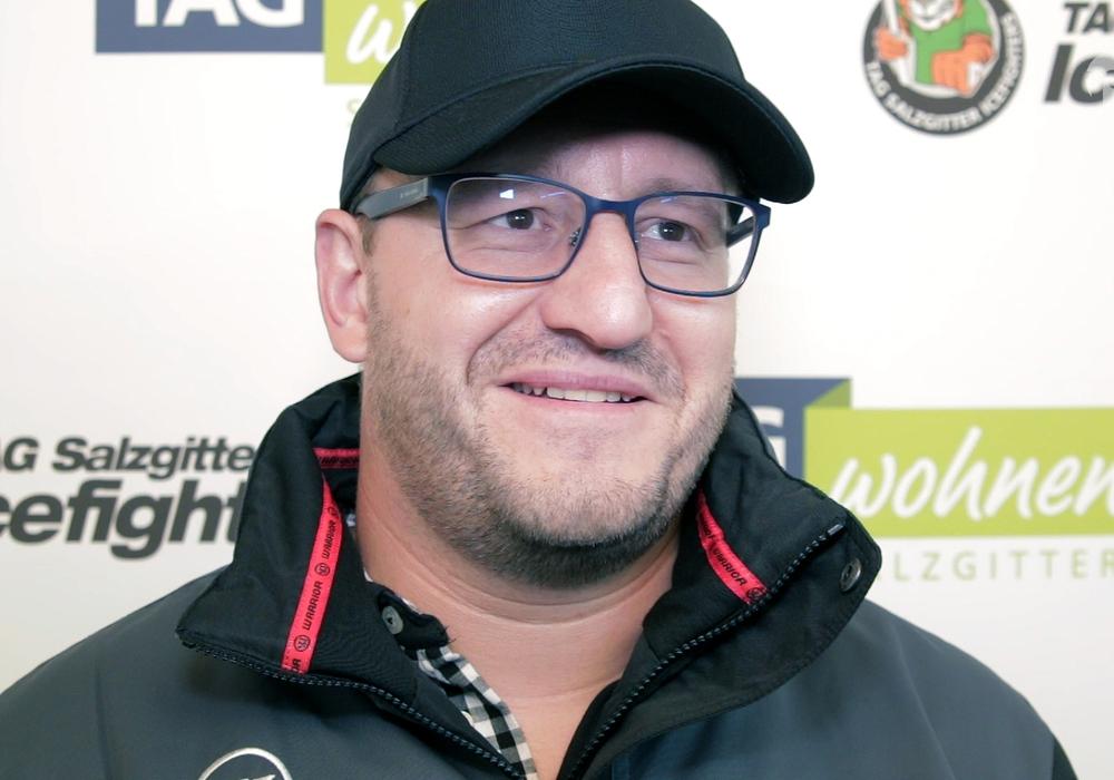 Radek Vit geht positiv gestimmt in die neue Saison. Foto/Video: Jens Bartels