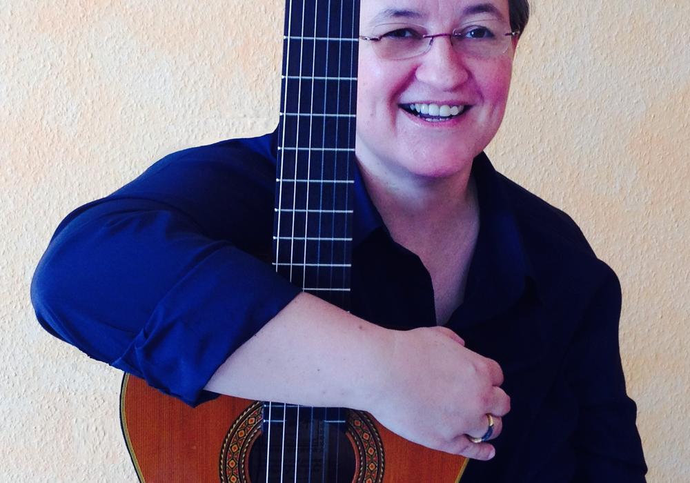 Ruth Hannemann, Gründerin Kontaktchor-Loreley. Foto: Barbara Nothnagel