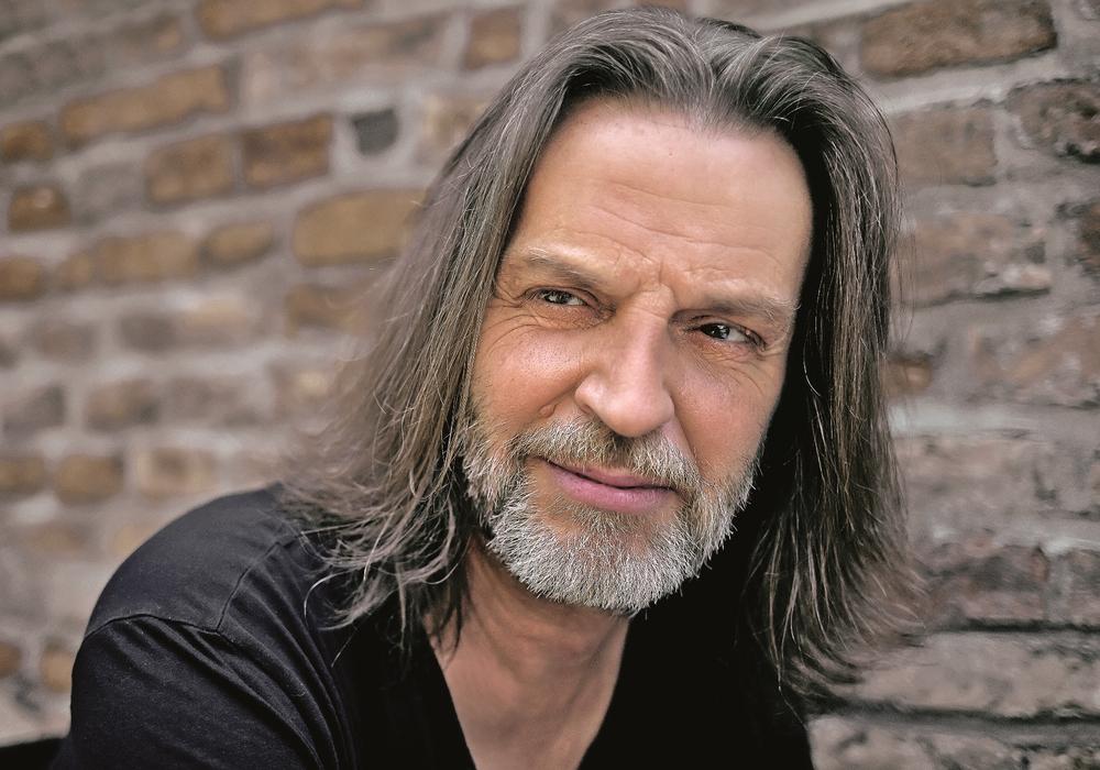 Autor Helge Timmerberg liest in der KniKi aus seiner Autobiografie. Foto: privat