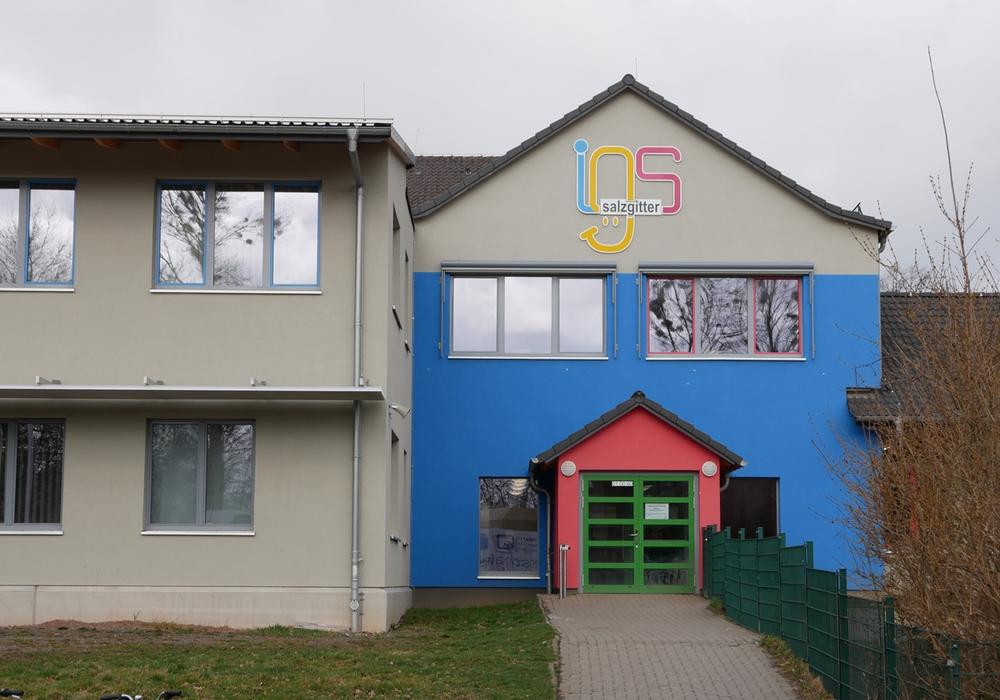 Auch an der IGS Salzgitter sind derzeit noch städtische Schulsozialarbeiter tätig. Foto: Alexander Panknin