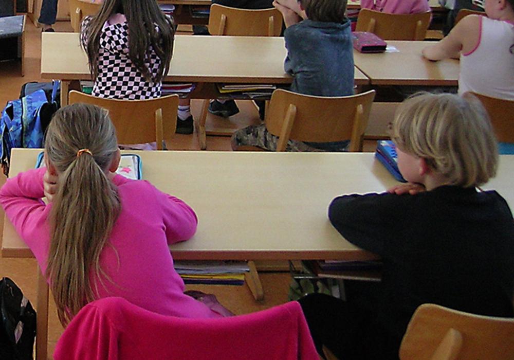 Die Stadt Peine erhofft sich von einer Elternumfrage Erkenntnisse darüber, wie sich der Schulbedarf entwickelt. Symbolfoto: Archiv/Thorsten Raedlein