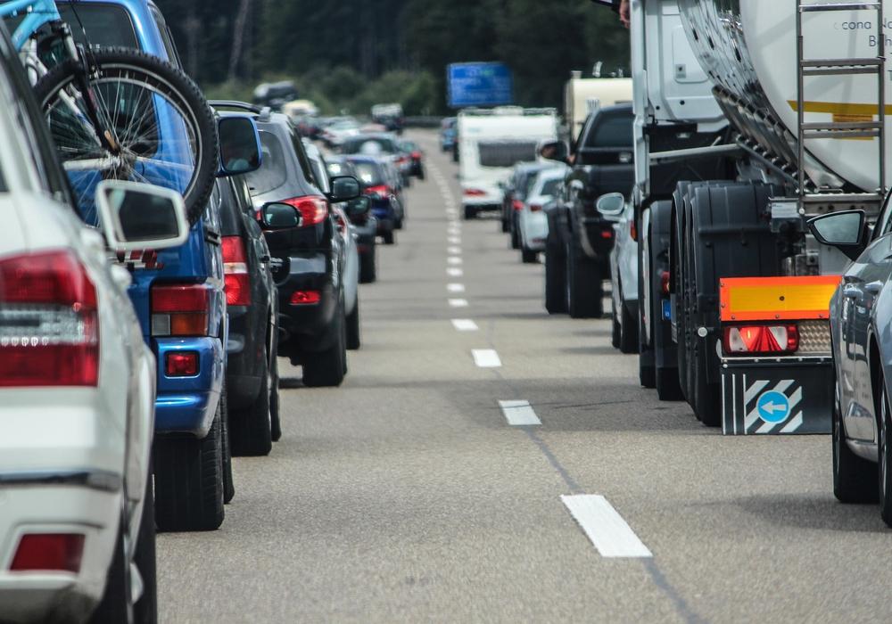 50 Prozent der Unfälle auf Autobahnen in der Region passieren auf der A2. Symbolbild: Pixabay