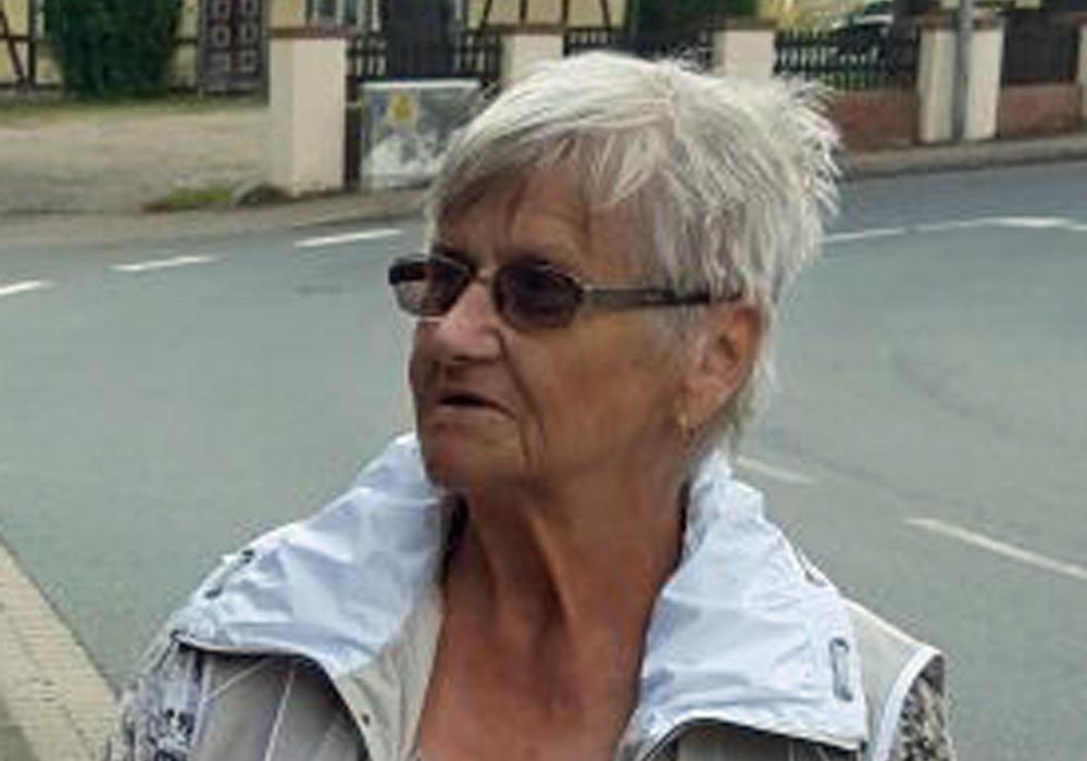 Die Vermisste Dorothea David wurde im Stadtteil Ehmen gesehen. Foto: Polizei Wolfsburg