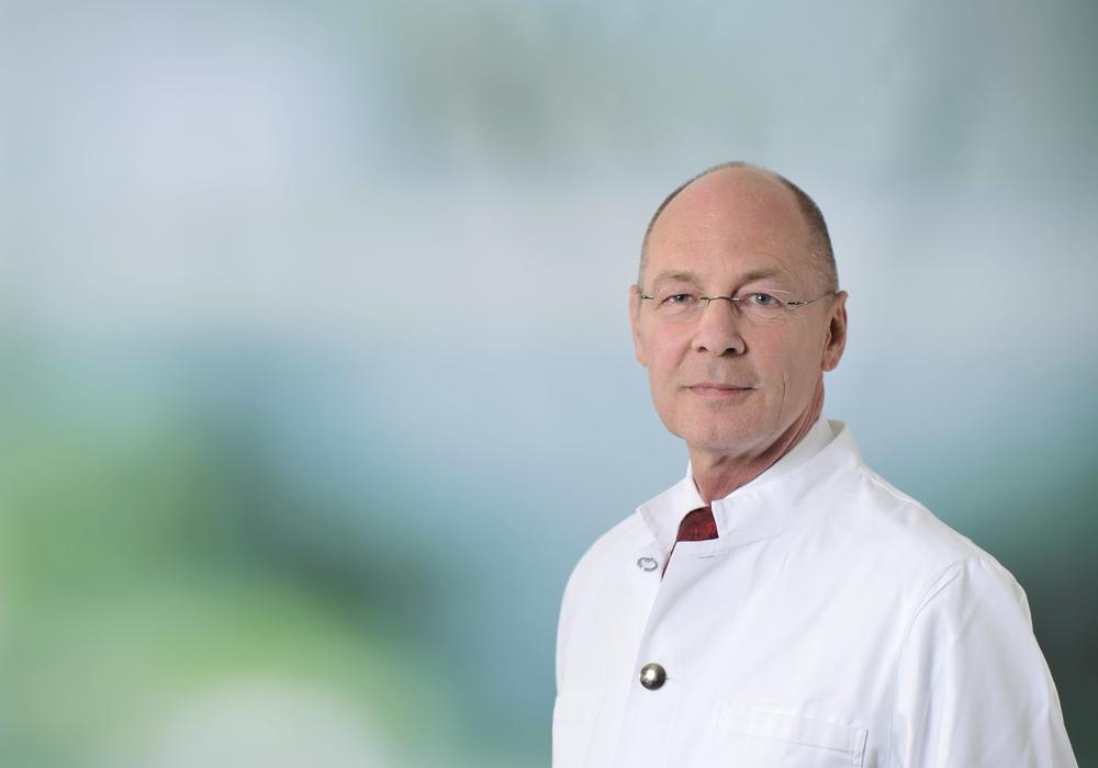 Dr. med. Ralph-Uwe Mletzko Foto: Asklepios Harzkliniken GmbH; Marc-Oliver Schulz