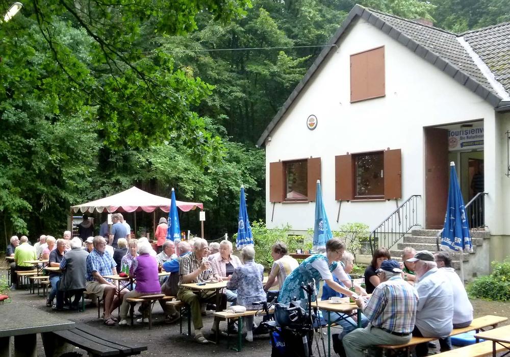 Sommerfest im Naturfreudehaus. Foto: Privat