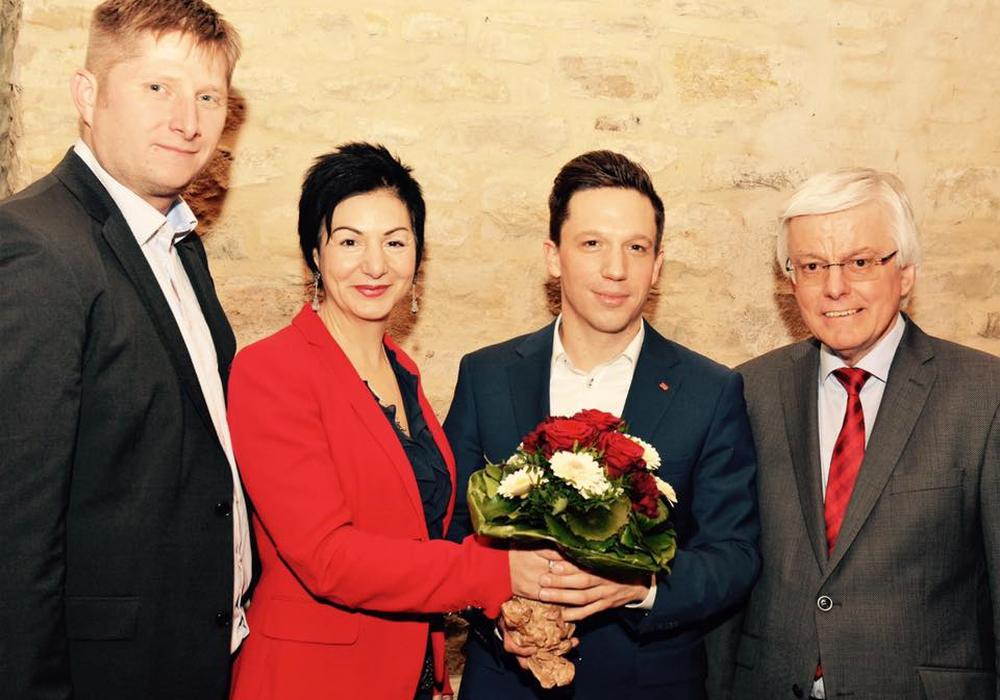 Falko Mohrs ist der Bundestagskandidat der SPD. Foto: Privat