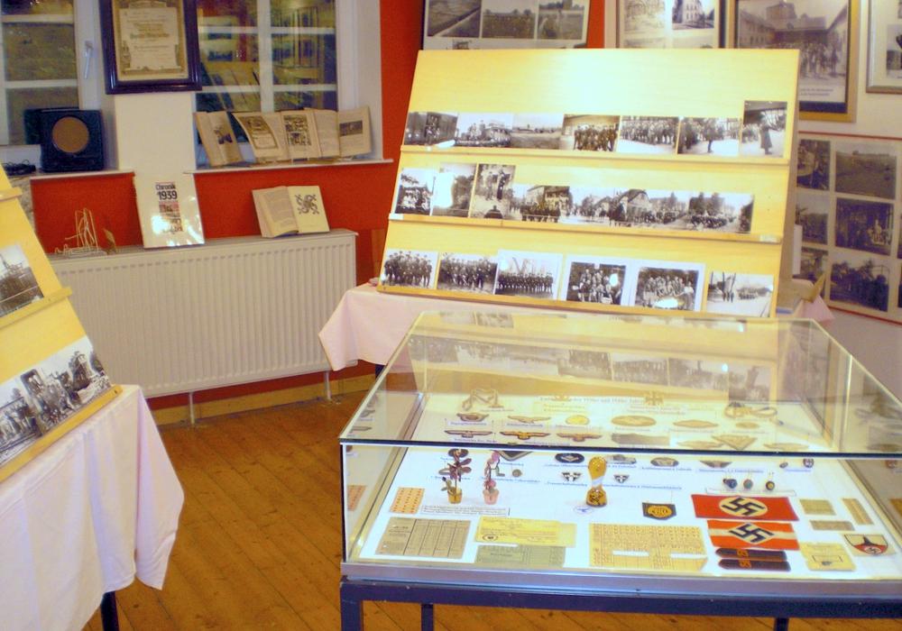 Ab dem 5. November ist im Heimatmuseum Schladen eine neue Sonderausstellung zu sehen. Fotos: Schacht
