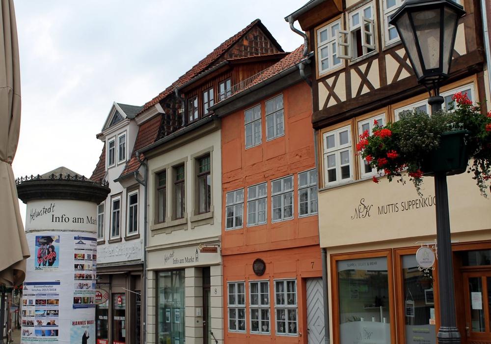 Der Stadtrundgang beschreibt das Leben der Frauen im Mittelalter bis hin zur heutigen Zeit. Foto: Stadt Helmstedt