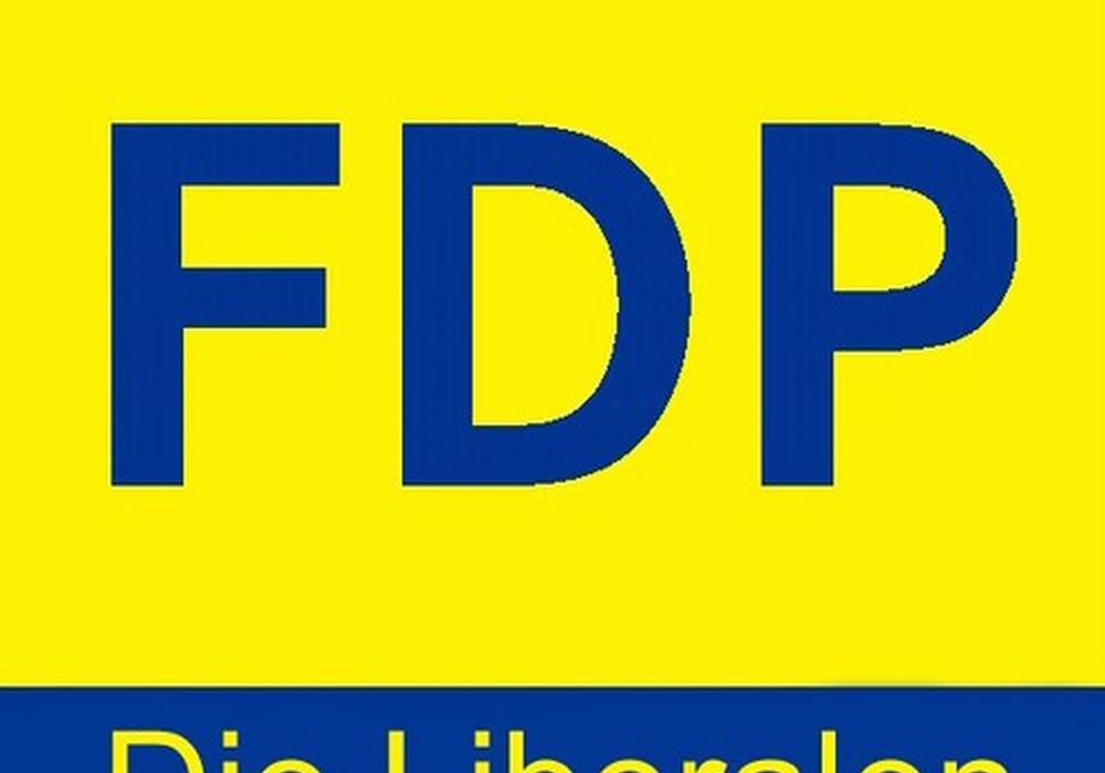 Logo: FDP
