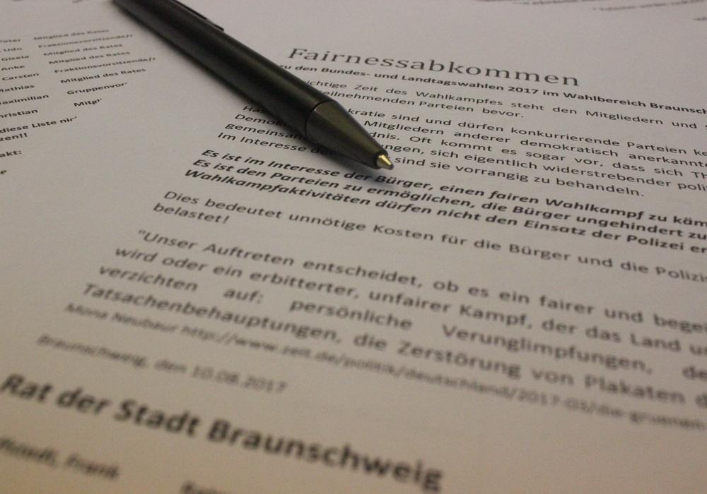 Annegret Hamecher möchte, dass die Ratsmitglieder ein Fairness-Abkommen zu den Wahlen unterschreiben. Foto: Anke Donner