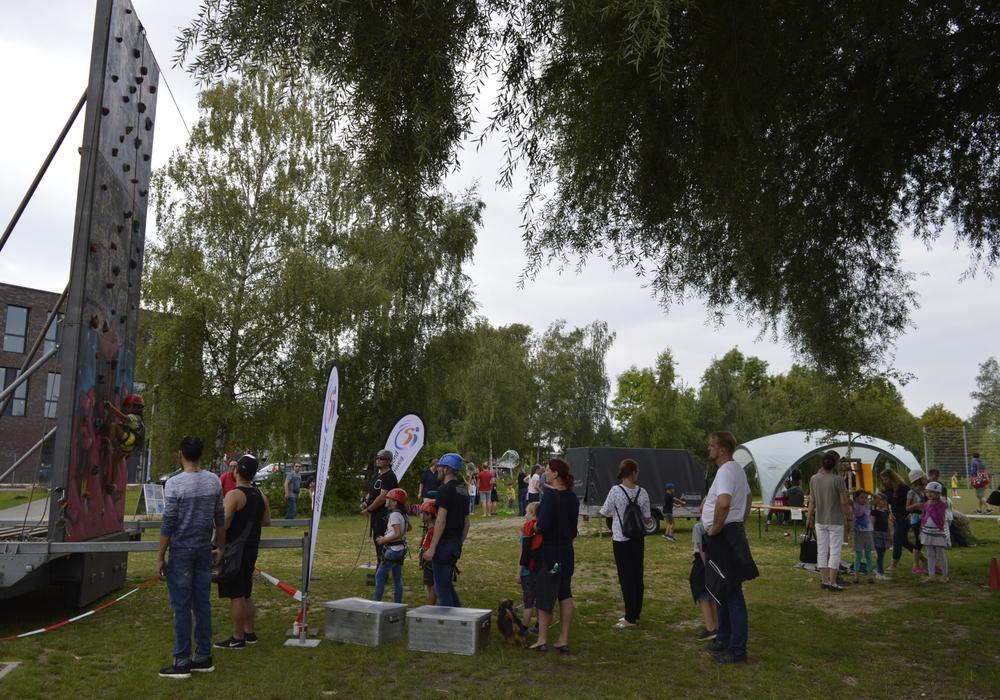 Foto vom Summervibes 2017 Kinderfest. Foto: Jugendring Braunschweig