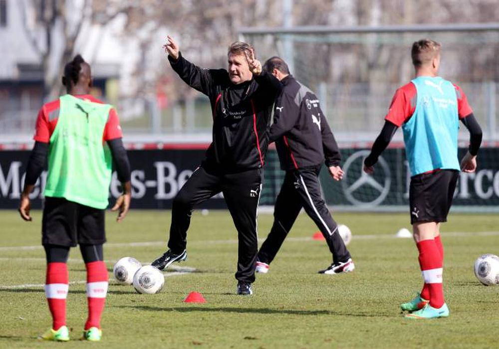 Kam 2014 vom VfB Stuttgart: Ton Lockhoff. Foto: imago