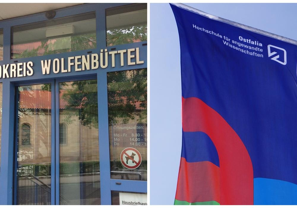 Der Landkreis und die Ostfalia Wolfenbüttel arbeiten auch künftig zusammen. Symbolfoto: Ostfalia/Archiv