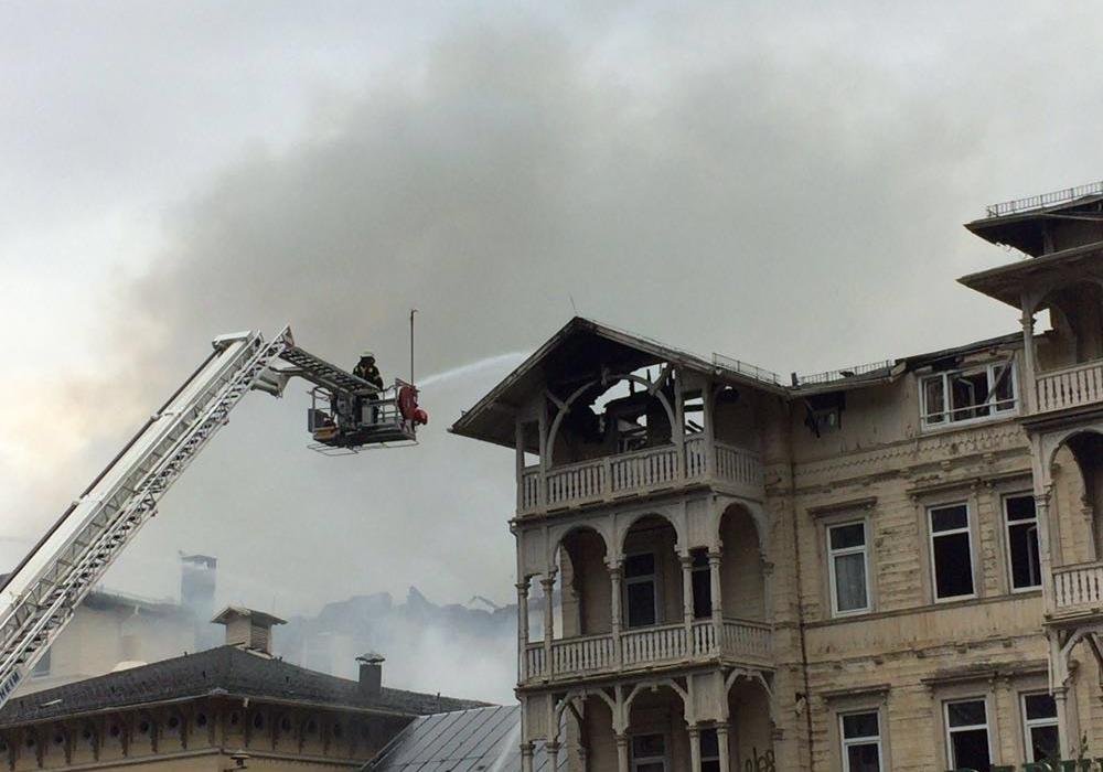 Erneuter Zwischenfall am Harzburger Hof. Archivfoto: Anke Donner