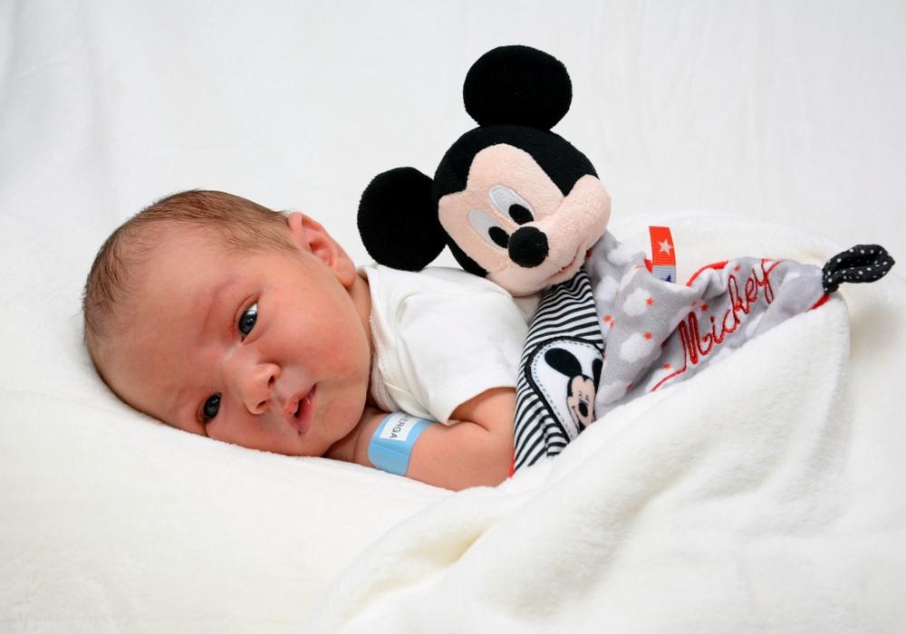 Willkommen, Luiz. Foto: babysmile24.de